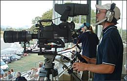 the television camera operator