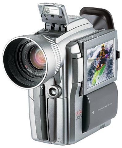 canon optura 200mc rh mediacollege com Canon Optura 30 Canon Optura 20
