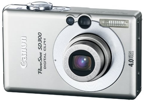 canon powershot sd300 user manual