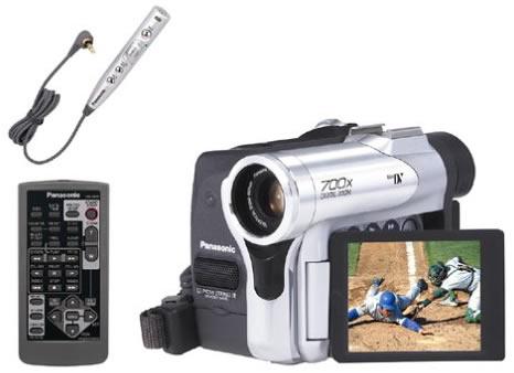 panasonic pv gs50s rh mediacollege com 78 GS Panasonic 3CCD Mini DV Camcorders Panasonic Mini DV Player