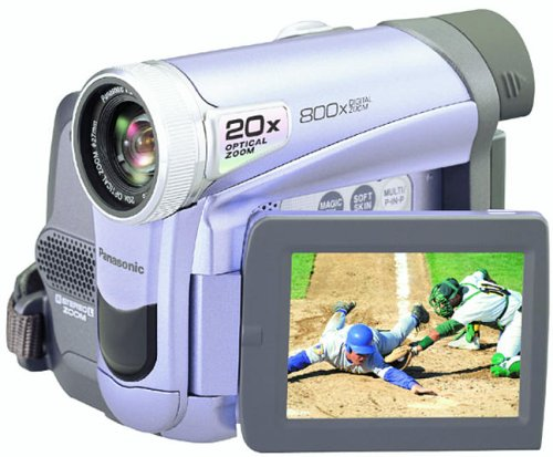 panasonic mini dv camcorder manual user manual guide u2022 rh fashionfilter co Older Panasonic Palmcorder Model Panasonic Mini DV Accessories