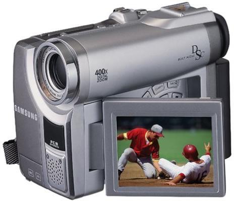 samsung mini dv camcorder manual