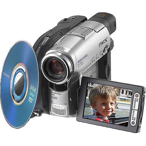 canon dc100 dvd camcorder manual