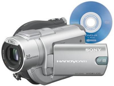 Sony Dcr Dvd405