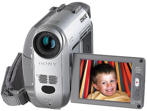 Sony DCR-HC15E Cameras Downloads Free Drivers and Manual