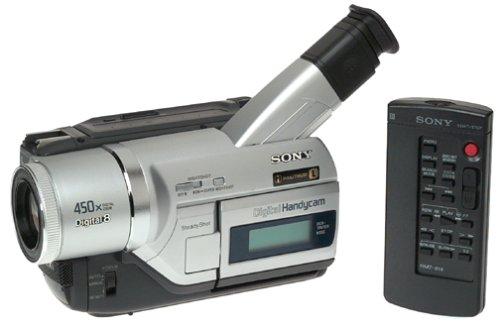 Sony Handycam Dcr-trv130e Camcorder Camcorder Digital8