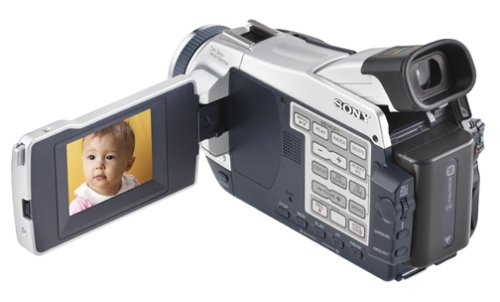sony 120x digital handycam manual