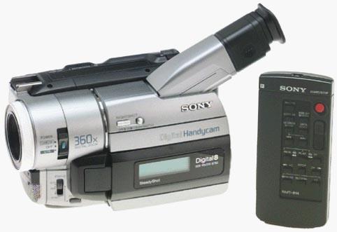 Sony Dcr Trv310