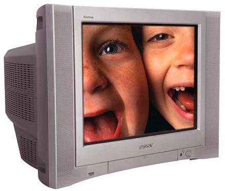 Velocity Tv Channel >> Sony KV-20FV300