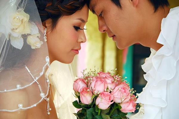 Wedding Photos The Couple