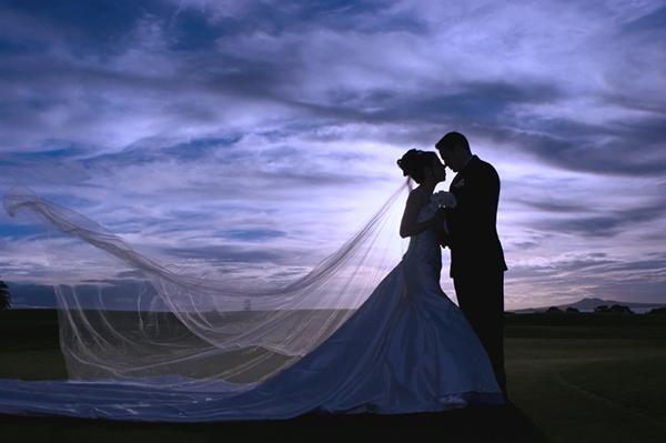 Wedding Photo Examples The Bridal Couple