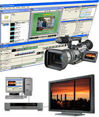 Video Cameras & Editing Software